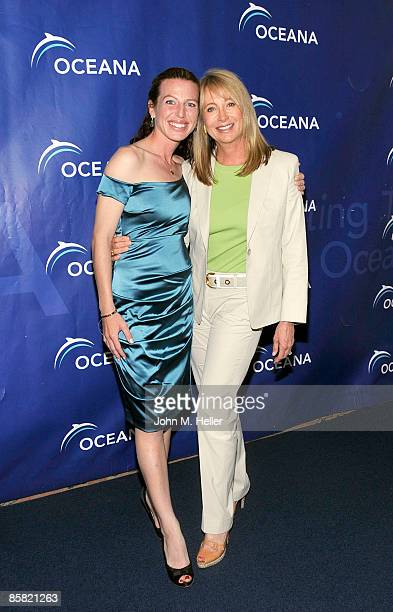 Actor Tanna Frederick and Valerie L Whiting attend the 2009 Project Save Our Surf 1st Annual Surfathon and Oceana Awards at Shutters on the Beach...