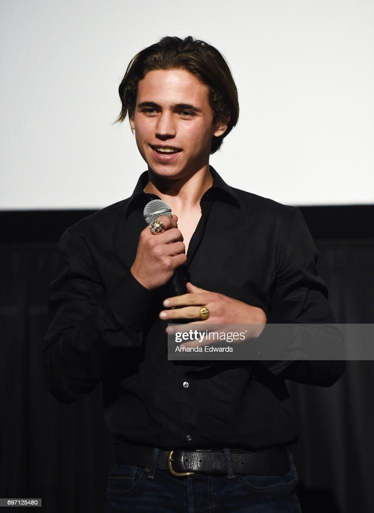 "2017 Los Angeles Film Festival - ""Anything"" Premiere : News Photo"