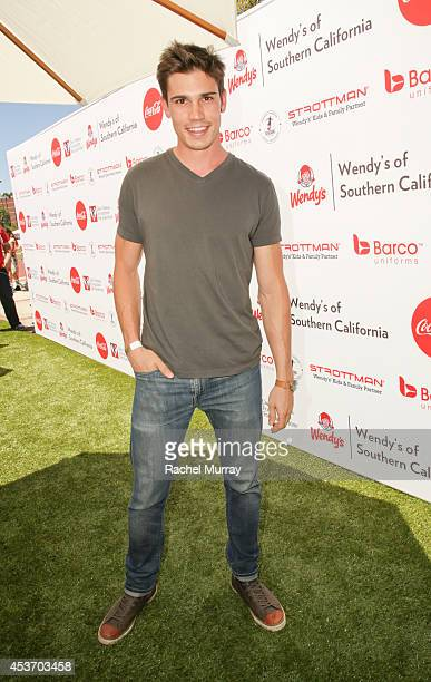 Actor Tanner Novlan attends Kickball For A Home Celebrity Challenge Presented By Dave Thomas Foundation For Adoption at the University of Southern...