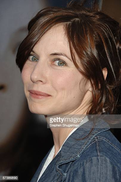 Actor Tanya Allen attends the premiere of TriStar Pictures' Silent Hill at the Egyptian Theatre on April 20 2006 in Hollywood California
