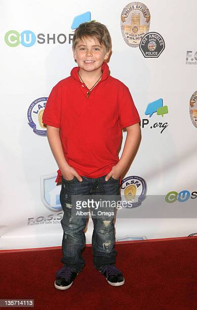 Actor Tarik Ellinger arrives for The LA School Police Department's Annual Carnival To Benefit The Friends Of Safe Schools LA Charity held at ESPN...