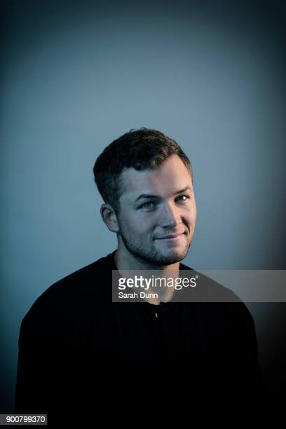 Actor Taron Egerton is photographed for Empire magazine on July 20 2017 in Los Angeles California