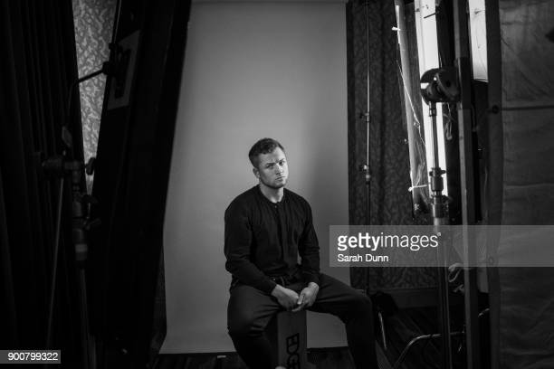 Actor Taron Egerton is photographed for Empire magazine on July 22 2017 in Los Angeles California