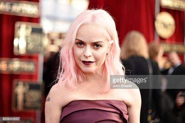 Actor Taryn Manning attends The 23rd Annual Screen Actors Guild Awards at The Shrine Auditorium on January 29, 2017 in Los Angeles, California.