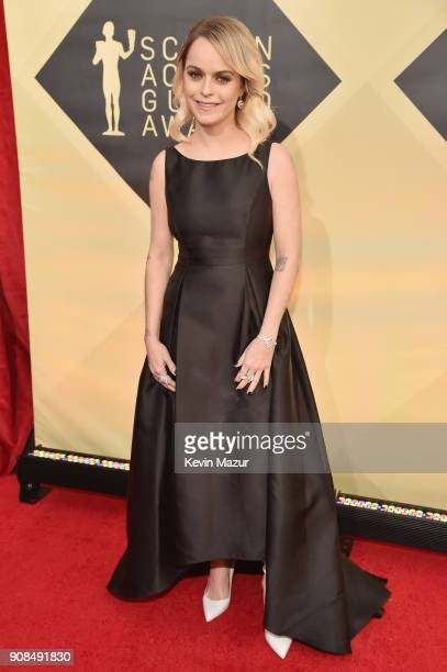 Actor Taryn Manning attends the 24th Annual Screen Actors Guild Awards at The Shrine Auditorium on January 21 2018 in Los Angeles California 27522_007