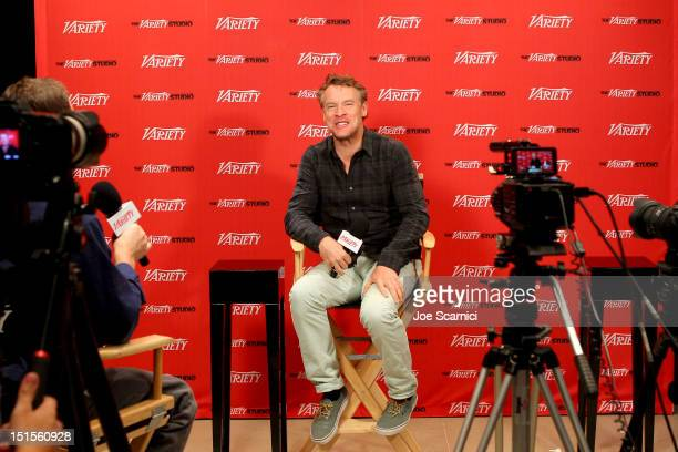 Actor Tate Donovan Variety Studio presented by Moroccanoil on Day 1 at Holt Renfrew, Toronto during the 2012 Toronto International Film Festival on...