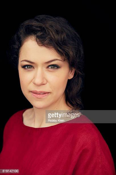 Actor Tatiana Maslany is photographed for The Wrap on March 13 2016 in Austin Texas