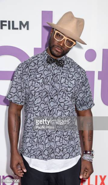 Actor Taye Diggs attends the New York special screening of the Netflix film 'Set It Up' at AMC Loews Lincoln Square