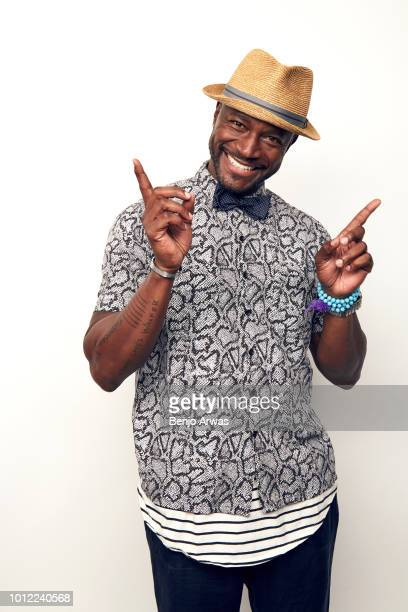 Actor Taye Diggs of CW's 'All American' poses for a portrait during the 2018 Summer Television Critics Association Press Tour at The Beverly Hilton...