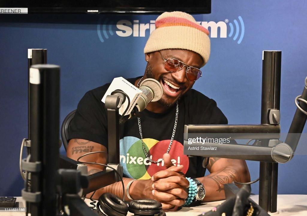 NY: Celebrities Visit SiriusXM - April 23, 2019