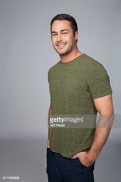 Actor Taylor Kinney is photographed for TV Guide Magazine on October 4, 2014 in Chicago, Illinois.