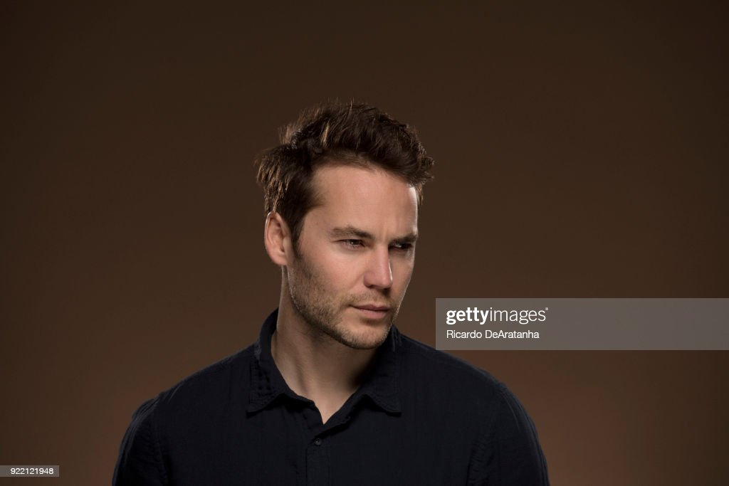Taylor Kitsch, Los Angeles Times, January 27, 2018 : News Photo