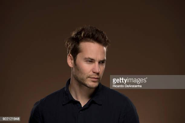 Actor Taylor Kitsch is photographed for Los Angeles Times on January 16 2018 in Los Angeles California PUBLISHED IMAGE CREDIT MUST READ Ricardo...