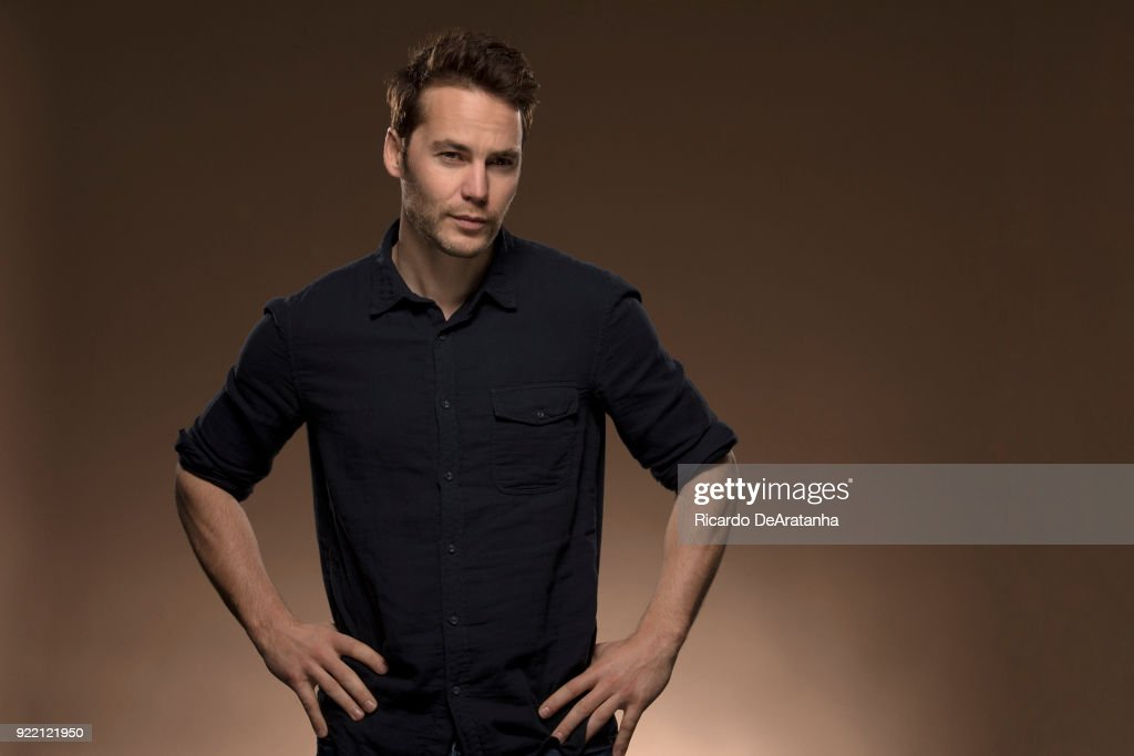 Actor Taylor Kitsch is photographed for Los Angeles Times on January 16, 2018 in Los Angeles, California. PUBLISHED IMAGE.