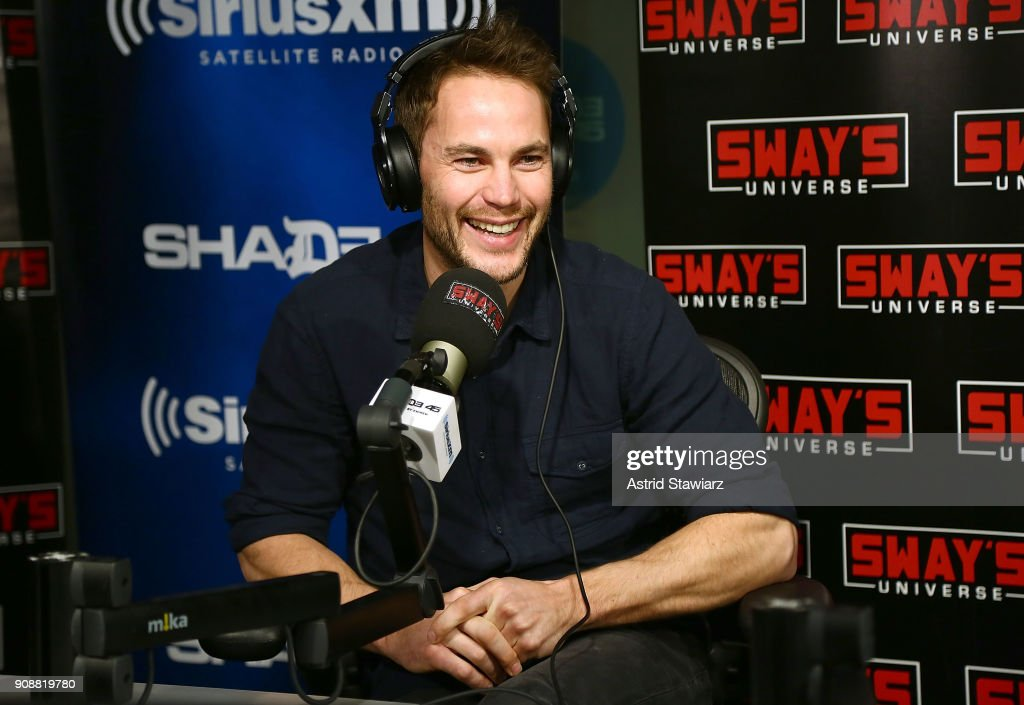 Celebrities Visit SiriusXM - January 22, 2018
