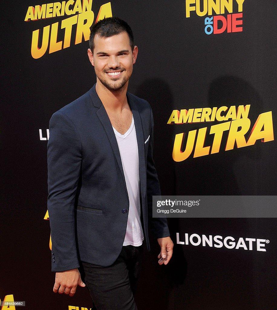 "Premiere Of Lionsgate's ""American Ultra"" - Arrivals"