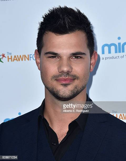 Actor Taylor Lautner attends Goldie Hawn's Annual Goldie's Love In For Kids on May 06 2016 in Beverly Hills California