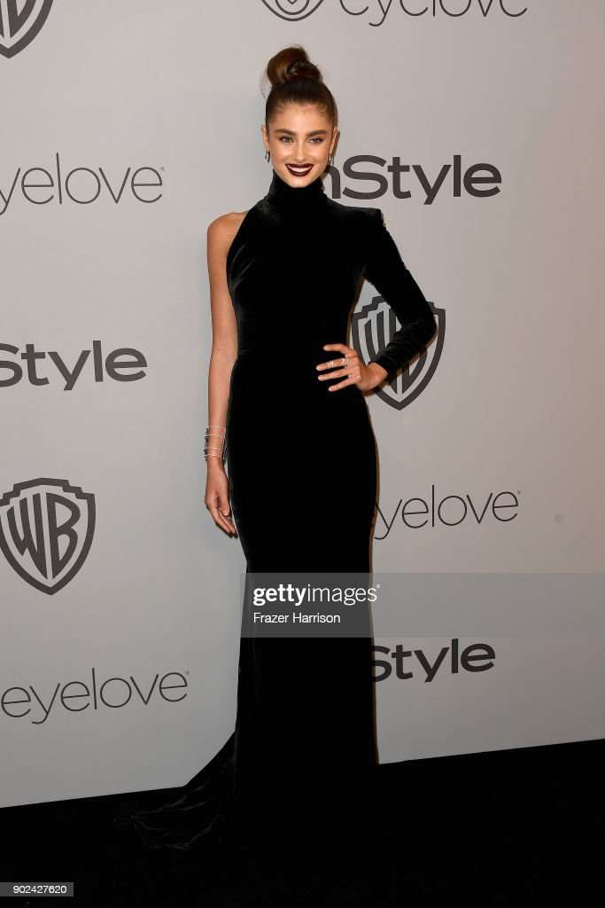 Actor Taylor Marie Hill attends 19th Annual Post-Golden Globes Party hosted by Warner Bros. Pictures and InStyle at The Beverly Hilton Hotel on January 7, 2018 in Beverly Hills, California.