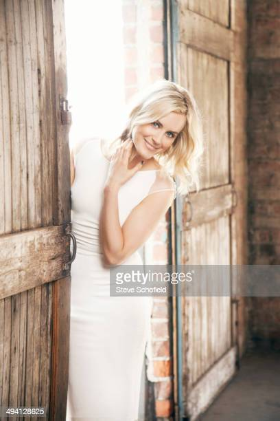 Actor Taylor Schilling is photographed for Emmy magazine in Los Angeles California