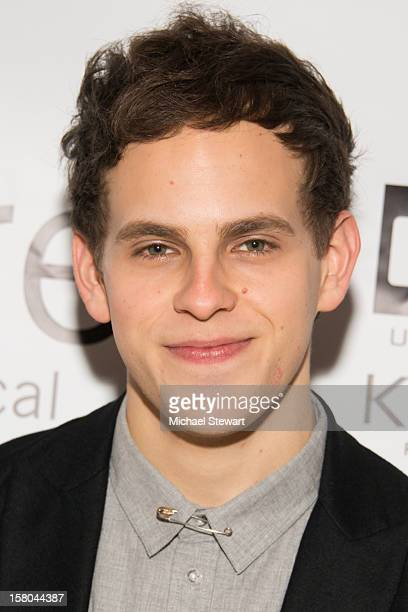 Actor Taylor Trensch attends BARE The Musical Opening Night After Party at Out Hotel on December 9 2012 in New York City
