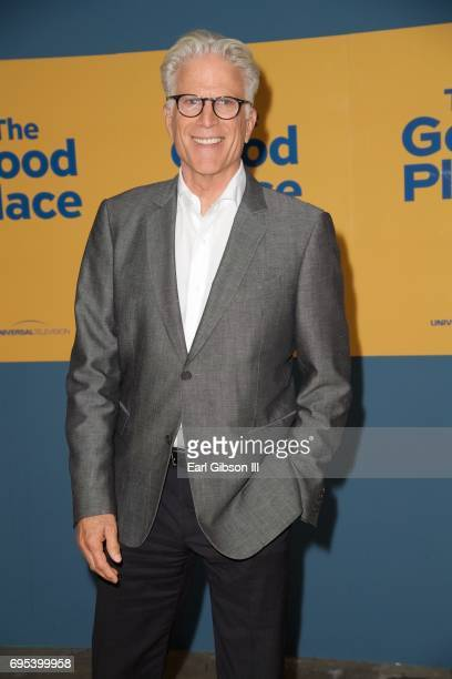 Actor Ted Danson attends NBC's 'The Good Place' FYC @ UCB at UCB Sunset Theater on June 12 2017 in Los Angeles California