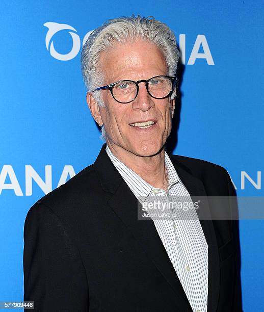Actor Ted Danson attends Oceana Sting Under the Stars on July 18 2016 in Los Angeles California