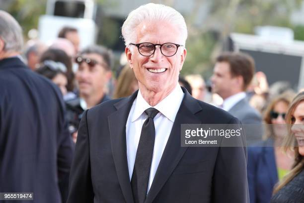 Actor Ted Danson attends Paramount Pictures' Premiere Of Book Club Red Carpet at Regency Village Theatre on May 6 2018 in Westwood California