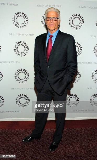 Actor Ted Danson attends Raymond Chandler Meets Craigslist HBO's 'Bored to Death' at the Paley Center For Media on November 2 2009 in New York City