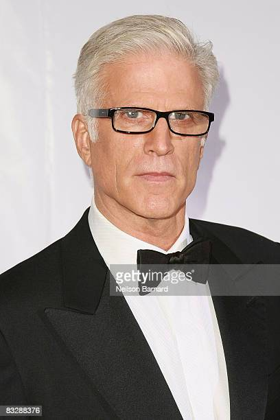 Actor Ted Danson attends the 2008 Princess Grace Awards Gala at Cipriani 42nd Street on October 15 2008 in New York City