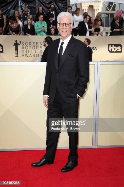 Actor Ted Danson attends the 24th Annual Screen Actors Guild Awards at The Shrine Auditorium on January 21 2018 in Los Angeles California 27522_017