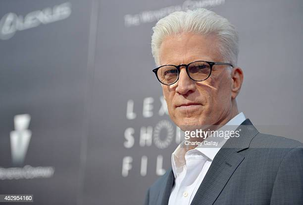 Actor Ted Danson attends the 2nd annual Lexus Short Films Life Is Amazing presented by The Weinstein Company and Lexus at LA Live on July 30 2014 in...