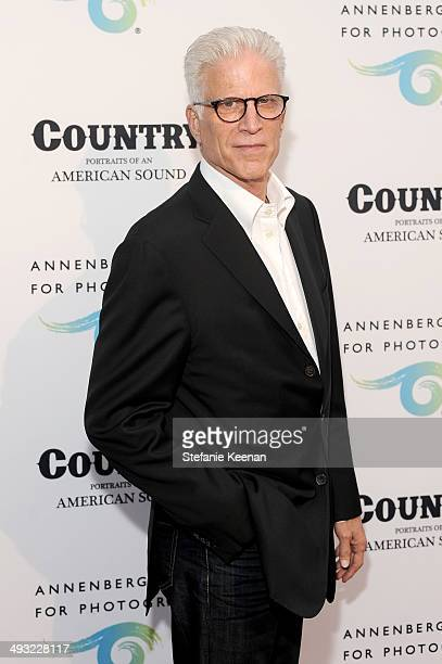 Actor Ted Danson attends the Annenberg Space for Photography Opening Celebration for Country Portraits of an American Sound at the Annenberg Space...