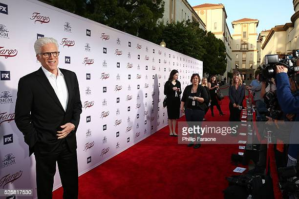 Actor Ted Danson attends the For Your Consideration event for FX's 'Fargo' at Paramount Pictures on April 28 2016 in Los Angeles California