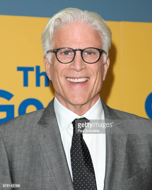 Actor Ted Danson attends the FYC screening of Universal Television's 'The Good Place' at UCB Sunset Theater on June 19 2018 in Los Angeles California