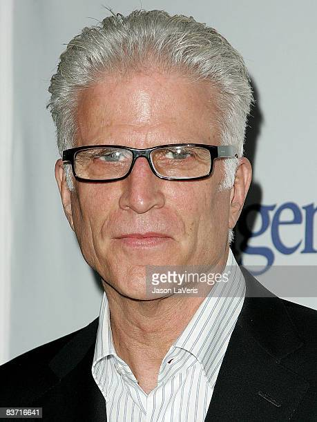 Actor Ted Danson attends the IMF 2nd annual comedy celebration at the Wilshire Ebell Theatre on November 15 2008 in Los Angeles California
