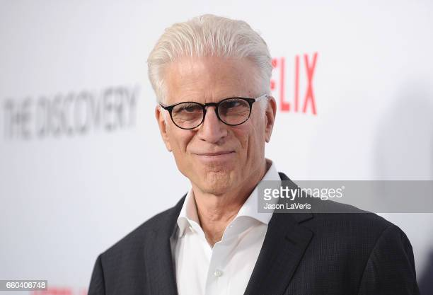 Actor Ted Danson attends the premiere of 'The Discovery' at the Vista Theatre on March 29 2017 in Los Angeles California