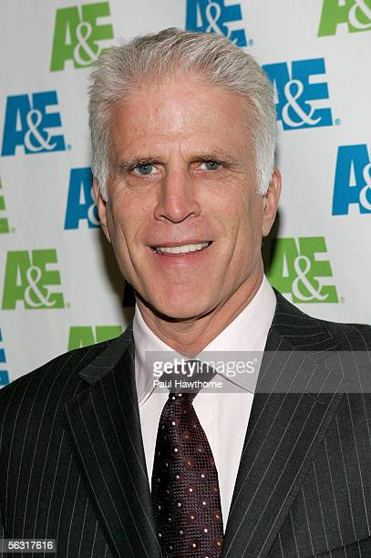 Actor Ted Danson attends the screening of AE Networks Knights of the South Bronx at the Fashion Institute of Technology Katie Murphy Amphitheatre...