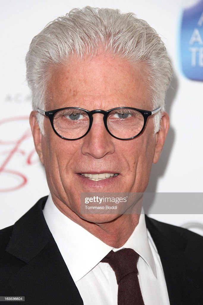Actor Ted Danson attends the Television Academy's 22nd Annual Hall Of Fame Induction Gala held at The Beverly Hilton Hotel on March 11, 2013 in Beverly Hills, California.