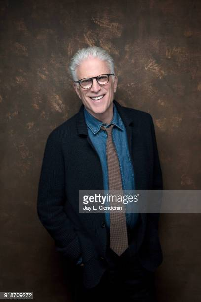 Actor Ted Danson from the film 'Hearts Beat Loud' is photographed for Los Angeles Times on January 19 2018 in the LA Times Studio at Chase Sapphire...