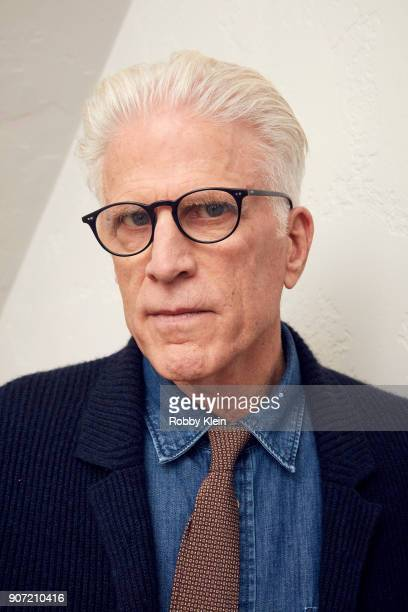 Actor Ted Danson from the film 'Hearts Beat Loud' poses for a portrait in the YouTube x Getty Images Portrait Studio at 2018 Sundance Film Festival...