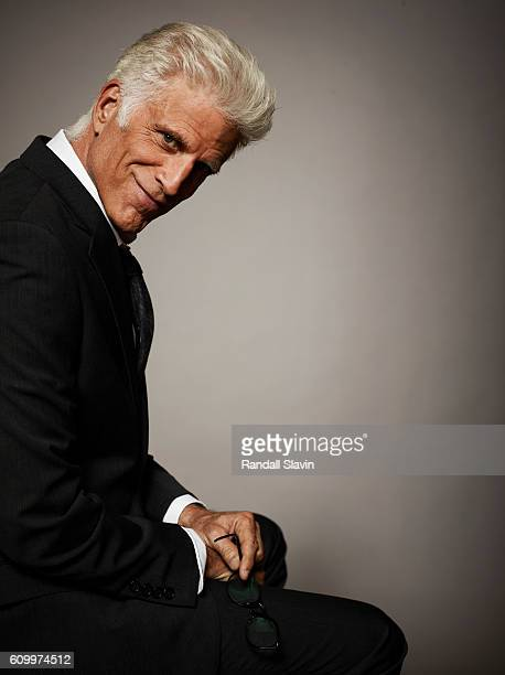 Actor Ted Danson is photographed for GQ Conde Nast on July 29 2012 in Los Angeles California