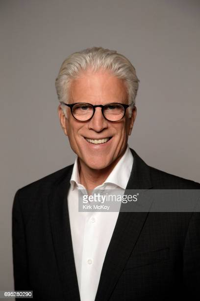 Actor Ted Danson is photographed for Los Angeles Times on April 29 2017 in Los Angeles California PUBLISHED IMAGE CREDIT MUST READ Kirk McKoy/Los...