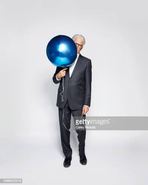 Actor Ted Danson is photographed for The Wrap on June 10 2018 in Atlanta Georgia