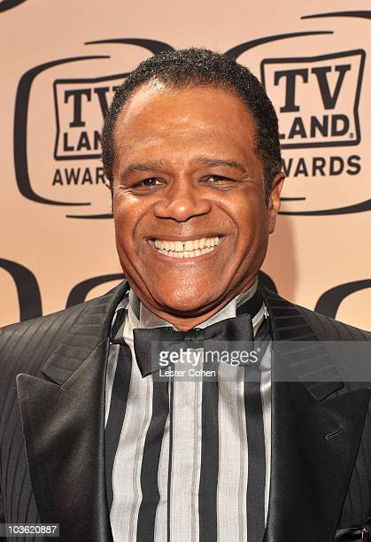 Actor Ted Lange arrives at the 8th Annual TV Land Awards at Sony Studios on April 17 2010 in Los Angeles California