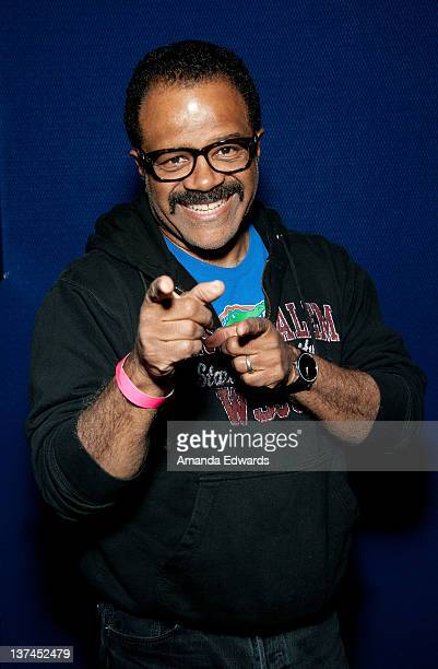 Actor Ted Lange attends the 'Red Tails' VIP opening night screening at Rave Baldwin Hills 15 Theatres on January 20 2012 in Los Angeles California