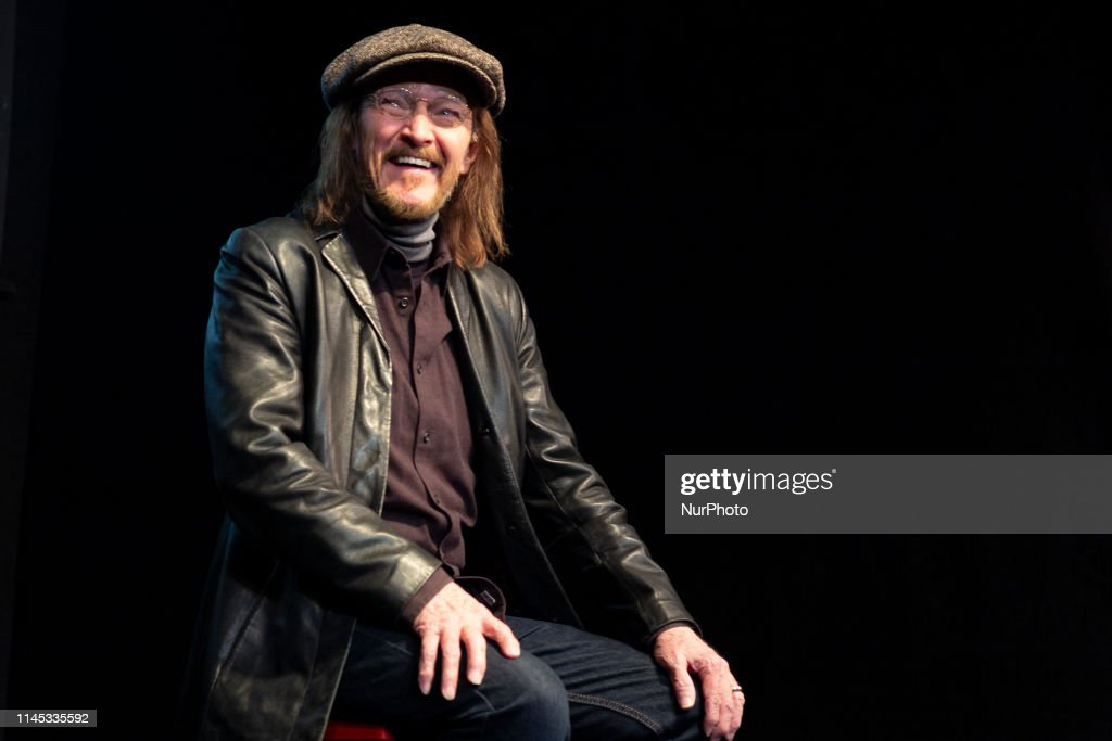 ESP: Ted Neeley In Madrid