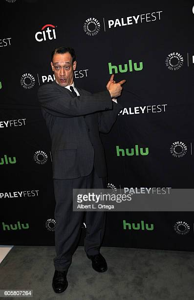 Actor Ted Raimi at the The Paley Center For Media's PaleyFest 2016 Fall TV Preview STARZ's 'Ash Vs Evil Dead' held at The Paley Center for Media on...
