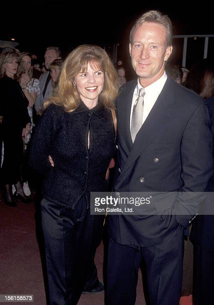 Actor Ted Shackelford and wife Annette Wolfe attend 'A Concert of Hope' to Benefit The National Center on Addiction and Substance Abuse on October 16...