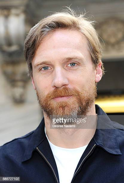 Actor Teddy Sears attends Kiehl's And amfAR Ring The New York Stock Exchange Opening Bell In Honor Of The Kiehl's LifeRide For amfAR at New York...