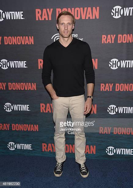 Actor Teddy Sears attends the Season 2 Premiere Of Showtime's 'Ray Donovan' at Nobu Malibu on July 9 2014 in Malibu California